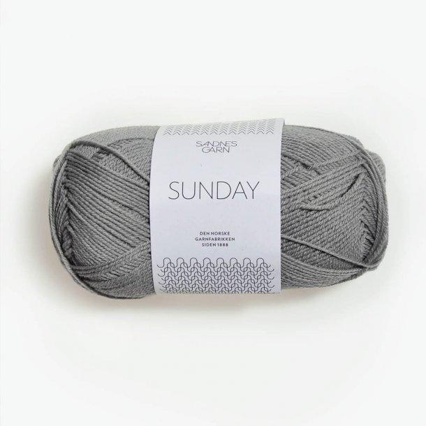 SUNDAY 1045 Lys Grå