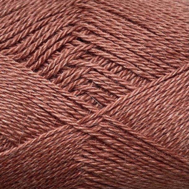 ALPAKKA SILKE - 3543 Varm brun