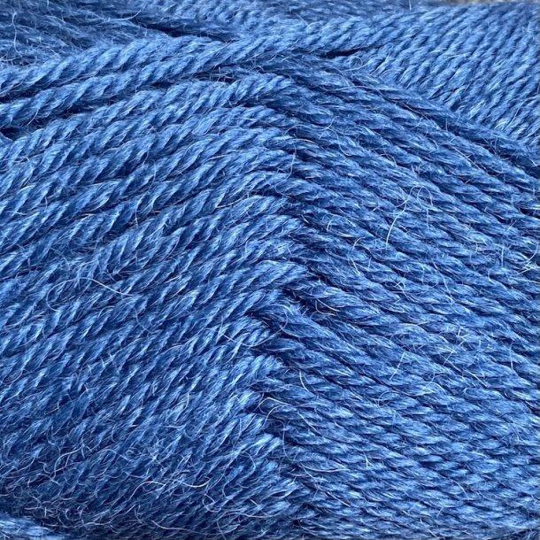 ALPAKKA ULL 6364 Mørk blå