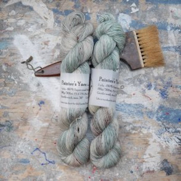 1-ply SW Merino - Morning Mist