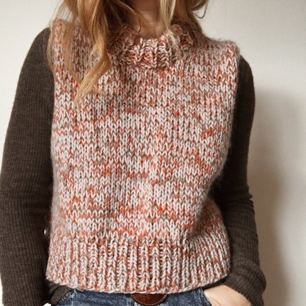 Vest NO 3. My Favourite Things Knitwear