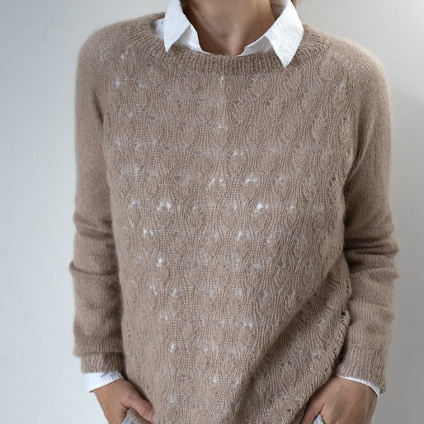 Krea Deluxe - Mohair sweater no. 1